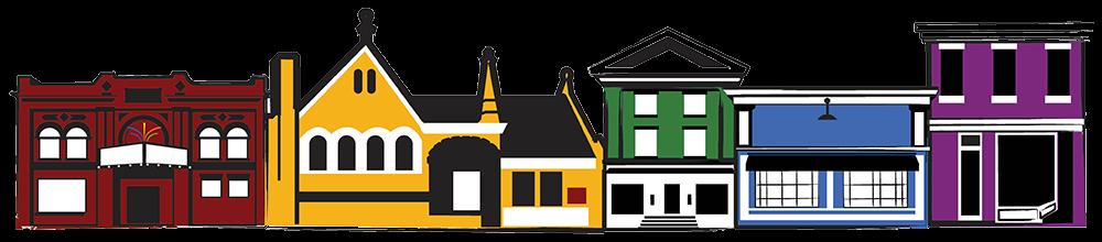 Main Street Bucksport Maine logo